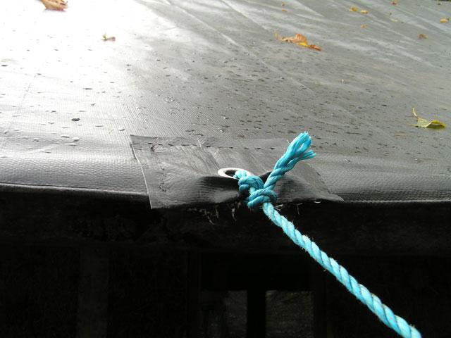tarp repairs
