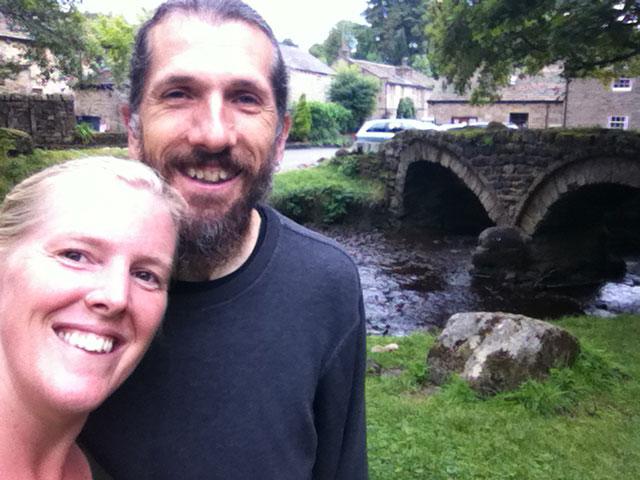 packhorse bridge at Wycoller village