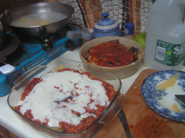 Anna's Lasagna