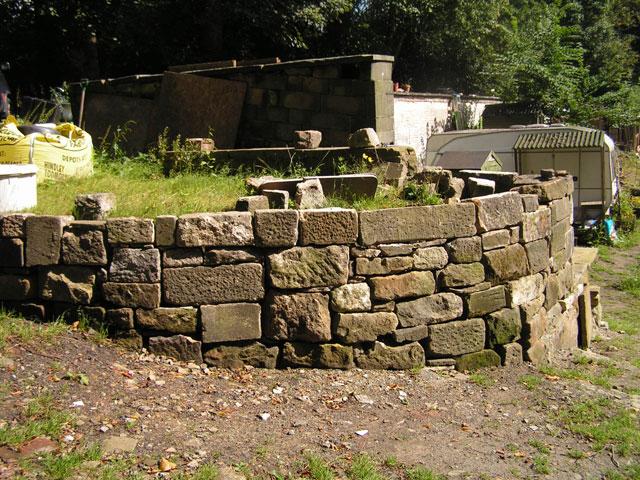 Antony's wall